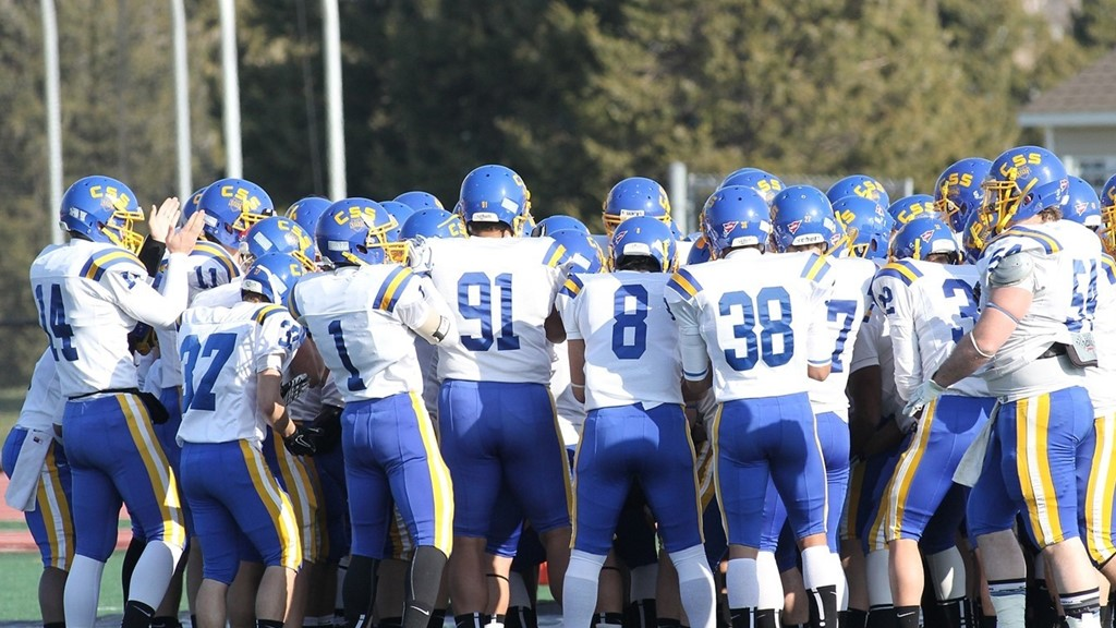 FIRST LOOK: 2013 Football - The College of St  Scholastica