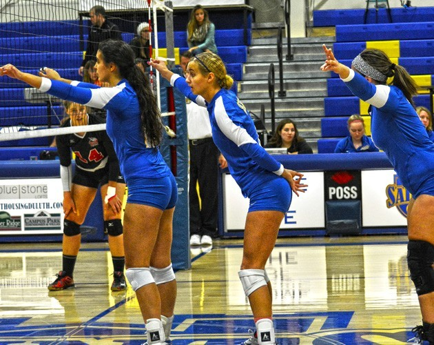 Volleyball picked second in umac preseason coaches poll the