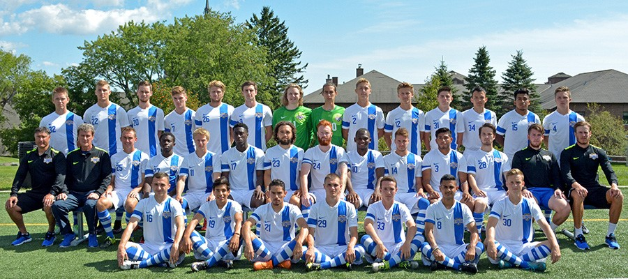 2016 Men's Soccer Roster - The College of St  Scholastica